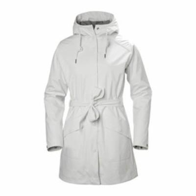 ヘリーハンセン レインコート Kirkwall Raincoat White