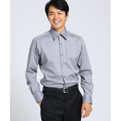 TAKEO KIKUCHI / マイクロドットブロードシャツ MEN トップス > シャツ/ブラウス