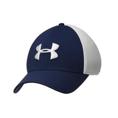 アンダー アーマー TB Classic Mesh Cap メンズ 帽子 Academy/White/White