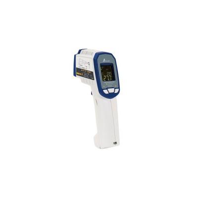 《送料無料》放射温度計 G 耐衝撃デュアルレーザーポイント機能付放射率可変タイプ  73063