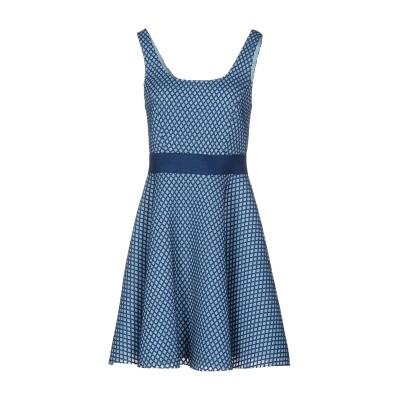 ピンコ PINKO ミニワンピース&ドレス アジュールブルー 44 ポリエステル 100% ミニワンピース&ドレス