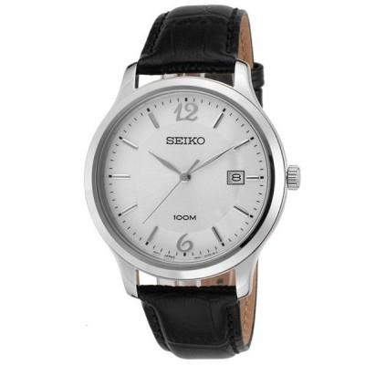 セイコー SEIKO クオーツ メンズ 腕時計 SUR149P1 ホワイト [並行輸入品]