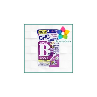 DHC ビタミンBミックス 40粒 (20日分)