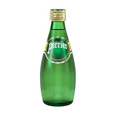 お歳暮 ギフト ペリエ スパークリング 200ml 24本 瓶 フランス 炭酸水 本州のみ送料無料