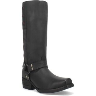 ディンゴ メンズ ブーツ&レインブーツ シューズ Men's Don't Tread Boots Black