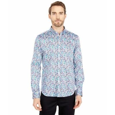 ロバートグラハム シャツ トップス メンズ Fletcher Long Sleeve Woven Shirt Multi