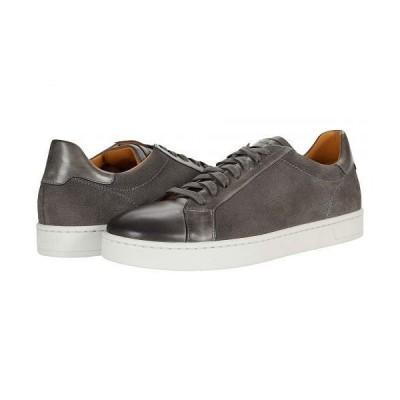 Magnanni マグナーニ メンズ 男性用 シューズ 靴 スニーカー 運動靴 Elonso Lo II - Grey/Grey Stamp