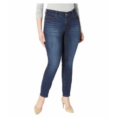 ジャグジーンズ デニムパンツ ボトムス レディース Plus Size Cecilia Skinny Jeans Night Breeze