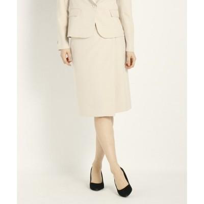 スカート Linon シャンブレー スカート