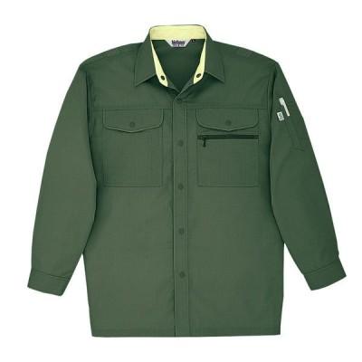 ビッグボーンビッグボーン商事 bigborn 6685 長袖シャツ ディープグリーン EL(取寄品)