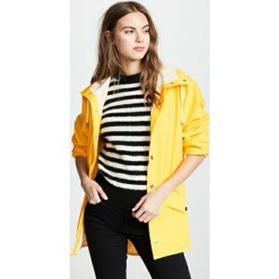 (取寄)レインズ レイン ジャケット Rains Rain Jacket Yellow