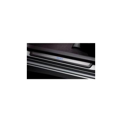 トヨタ純正 イルミネーション付スカッフプレートセット [スカッフイルミネーション] SAI 10系前期
