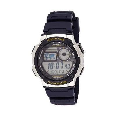 腕時計 カシオ メンズ AE-1000W-2AVDF Casio Men's '10-Year Battery' Quartz Resin Watch,(Model: AE1000W-