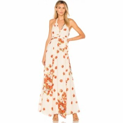 ハウスオブハーロウ1960 House of Harlow 1960 レディース ワンピース ワンピース・ドレス x REVOLVE Bloom Dress Poppy Floral