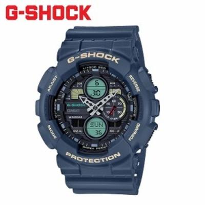 【送料無料】【正規販売店】カシオ 腕時計 CASIO G-SHOCK メンズ GA-140-2AJF 2019年7月発売モデル