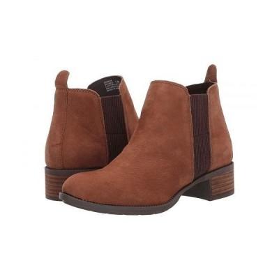 Me Too ミートゥー レディース 女性用 シューズ 靴 ブーツ アンクルブーツ ショート Shane - Dark Camel