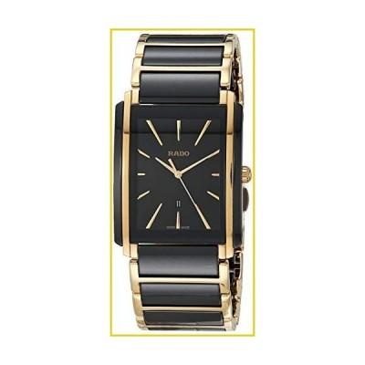 Rado Men's Integral Ceramic Swiss Quartz Watch並行輸入品