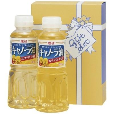理研キャノーラ油セット (ORK-600)