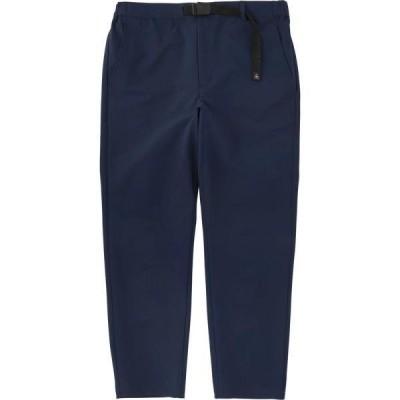 ハーフパンツ メンズ 半ズボン メンズ ボトムス メンズ エアスタイリッシュパンツイーエス8分丈 ネイビー  (LCQ)