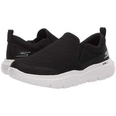 スケッチャーズ Go Walk Evolution Ultra - Impeccable メンズ スニーカー 靴 シューズ Black/White