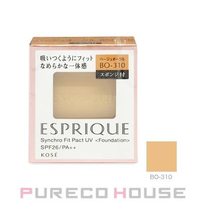 コーセー エスプリーク シンクロフィット パクト UV (レフィル) スポンジ付き #BO-310