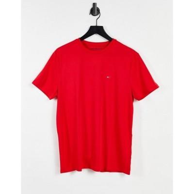 トミー ヒルフィガー メンズ シャツ トップス Tommy Hilfiger performance sport T-shirt