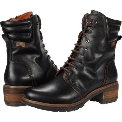 ピコリノス Pikolinos レディース シューズ・靴 San Sebastia W1T-8812 Black