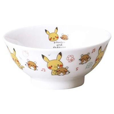 金正陶器 「 ポケットモンスター 」 モンポケ 茶碗 約11cm 日本製 050141 ホワイト