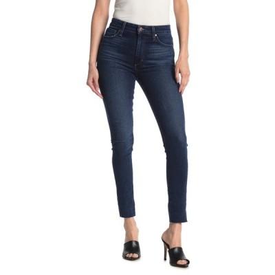 ジョーズジーンズ レディース デニムパンツ ボトムス Raw Edge High Waisted Ankle Skinny Jeans AMSTERDAM