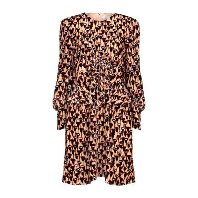 クロエ CHLOÉ ミニワンピース&ドレス ベージュ 34 レーヨン 82% / シルク 18% ミニワンピース&ドレス