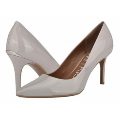 Calvin Klein カルバンクライン レディース 女性用 シューズ 靴 ヒール Gayle Pump Light Ash Grey【送料無料】