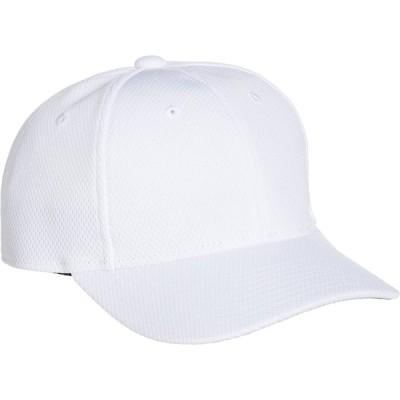 [エスエスケイ] キャップ 丸型6方型 メンズ ホワイト (10) M