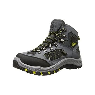 Danner Men's Trail Trek-M, Gray/Yellow, 8.5 2E US