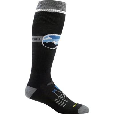 ダーンタフ Darn Tough メンズ スキー・スノーボード ソックス goggle guy otc cushion sock Black