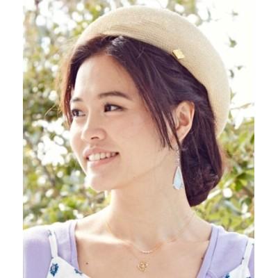 チャイハネ / 【欧州航路】パピエベレー帽 WOMEN 帽子 > ハンチング/ベレー帽