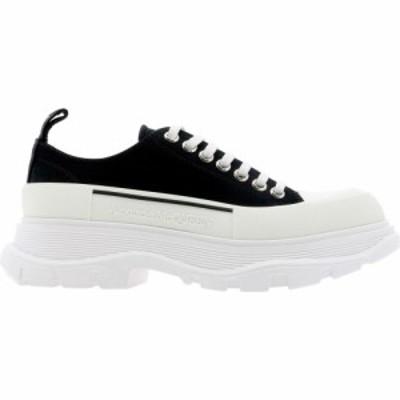 アレキサンダー マックイーン Alexander McQueen レディース スニーカー シューズ・靴 Tread Slick Sneakers Black