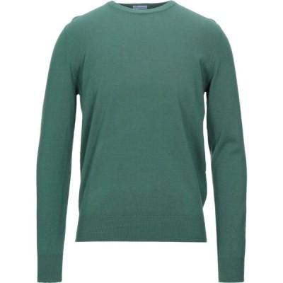 ハーマン & サンズ HERMAN & SONS メンズ ニット・セーター トップス sweater Green