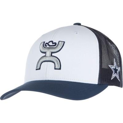 フーイ Hooey メンズ キャップ 帽子 Dallas Cowboys Sunstone Adjustable Hat