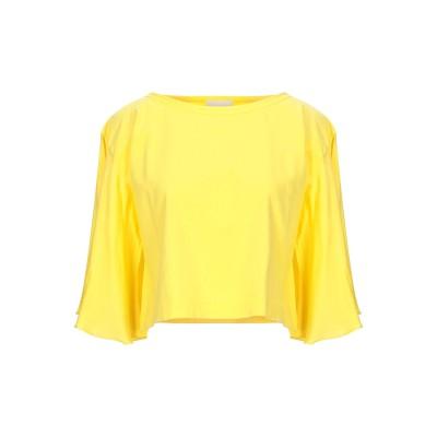 PEPITA T シャツ イエロー 42 コットン 100% / レーヨン / レーヨン T シャツ