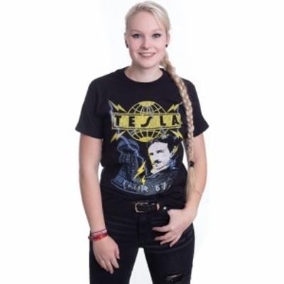 インペリコン Impericon レディース Tシャツ トップス - 1987 Tour - T-Shirt black