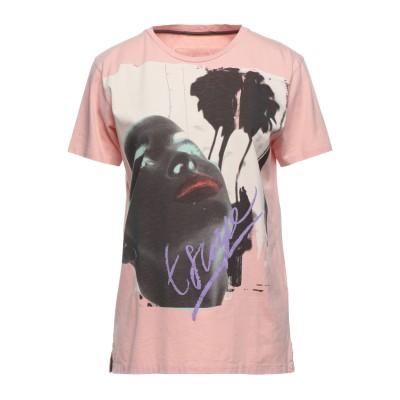 ポール・スミス PAUL SMITH T シャツ ライトピンク XS コットン 100% T シャツ