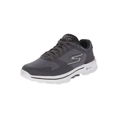 アスレチック スケッチャーズ Skechers Performance 54040 メンズ Go 3-ソーラー Walking シューズ. Black/gray