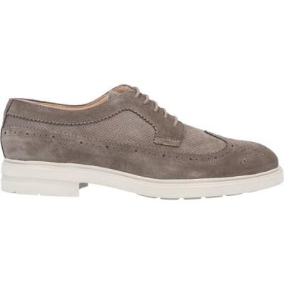 ドックステップス DOCKSTEPS メンズ シューズ・靴 laced shoes Khaki