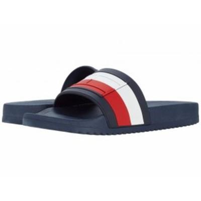 Tommy Hilfiger トミー ヒルフィガー メンズ 男性用 シューズ 靴 サンダル Rayner Navy【送料無料】