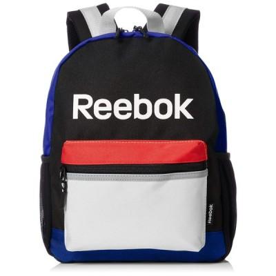 当店おすすめ!! [リーボック] Reebok リーボック キッズベーシックデイパック RKB2001 リュック ブラックブルー