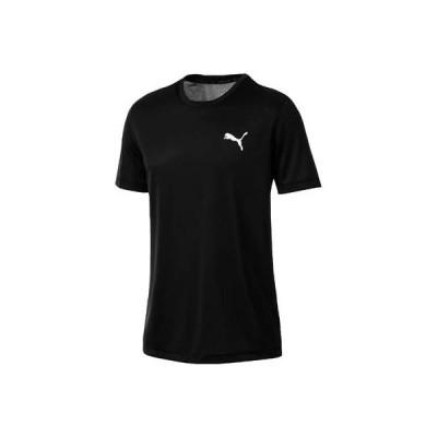 大きいサイズ 男女兼用 プーマ Puma トレーニング ACTIVE SS Tシャツ 851702-01 店舗在庫