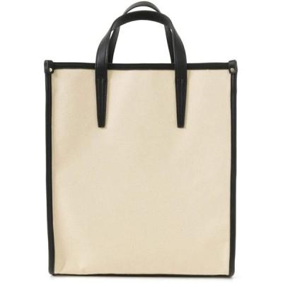 [センスオブプレイス] 鞄 トートバッグ A4パイピングトートバッグ レディース AA14-2AN005 IVORY one