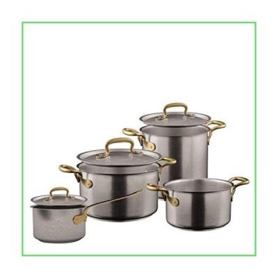 Italian Cooking Store 1965年 ヴィンテージ ステンレススチール 調理器具セット 7点
