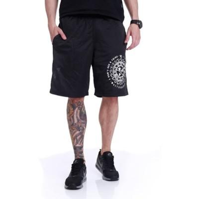ホワイトチャペル Whitechapel メンズ ショートパンツ ボトムス・パンツ Ticker Zip Shorts black