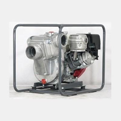 受注生産品 納期4か月 散水 高所 遠距離 給排水 スプリンクラー 高圧洗浄 QP-402SL ホンダ 3インチ高圧ポンプ(4サイクルエンジン) マツ